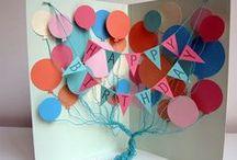 Juhlat ja lahjat / Ruuat ja koristelu ideoita