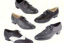 Mens Dance Shoes.