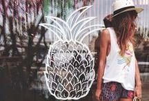 boho style / Inspirações de looks boho style.   #boho #bohostyle #bohochic #bohemian #outfit #getinspired #blogger