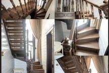 Staircase in Russia | my work / staircase, wood stair, hand-carved  Бесплатная консультация, заказ: