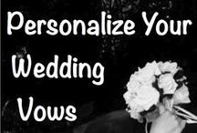 Vow Inspiration