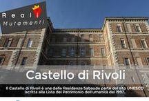 Castello di Rivoli e Museo D'Arte Contemporanea / Castello di Rivoli e Museo D'Arte Contemporanea