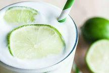 something to drink / cocktails | infused water | lemonade | ice tea
