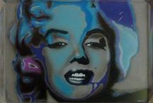 - Street Art - / Discover street art of ARTactif ! - Découvrez le street art de nos artistes ARTactif !