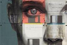 Collage - ein spielerischer Anarch / Collagen mobilisieren die schöpferischen Kräfte des Unbewussten.