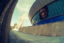 Liverpool / city centre, Albert Dock - Crosby Beach