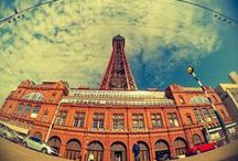 Blackpool / Tower and piers