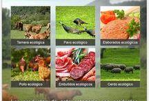 Carne Ecológica Alimentación Bio / Alimentación sana.Cuerpo sano con productos bio Carnes: Pollo, Ternera, Cerdo, Cordero, Embutidos, Elaborados. Ecológicos de primera calidad. Envío a toda la península y también a Baleares