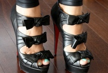 Must.Walk / Cinderella ... proof that a new pair of shoes can change your life. / by Daphney