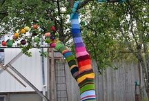 Knutty Knitters Uknite / by MamaClare Loom