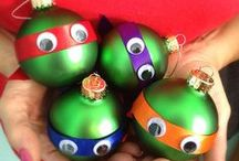 Holiday Craft ideas / Collection of holiday crafts.  #Christmas #Halloween #Easter