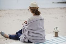 Coastal  / We're inspired by seasonal homes, stripes, white, pops of color, light weight linens and the coastal environment..