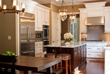 For My Inner Julia Child / Wish List:  A kitchen that functions as well as it appeals.