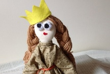My Handmade Toys / I believe that when thing are handmade they are more special :) www.krixy.com