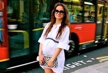 Pregnancy Fashion Inspiration / Dressing the bump / by Daphney