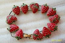 Strawberry Delight / These pins are not exclusively mine, so feel free to pin as many as you want without fear of being blocked! All things strawberry from food to trinkets....i Love Them! / by Linda Imus
