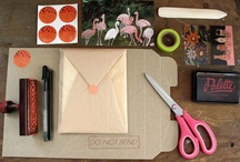 Wrap it and Pack it / Ways to package and present a variety of gifts. / by Jessika Cates
