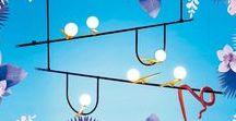 Deckenlampen / außergewöhliche Lampen in schönem Design