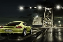 Porsche Cayman / by Boardwalk Porsche