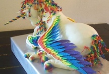 Incredible Cakes! / by Linda Imus
