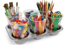 Crafty Classrooms / Carefully curated and crazy-creative classrooms! / by ABCmouse.com Early Learning Academy