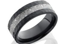 Men's Rings / Whether it for your wedding or fashion, these are great men's band options!  / by DiamondNexus