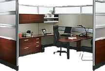 Professional Office Design / Office space doesn't have to be blah