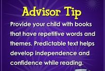 Advisor Tips / Here are a few tips for parents of young learners from our very own curriculum advisors at ABCmouse.com! / by ABCmouse.com