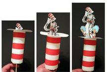 Dr. Seuss ideas! / Dr. Seuss activities