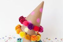 Kids' Party Ideas / PARTY TIME! Party games, festive food — plus what to wear and what to bring!