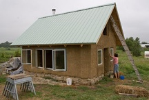 Cob & Hay bale Houses / by Jeannie