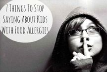 sneaky little peanut / food allergies / by Amy Lynn Romero