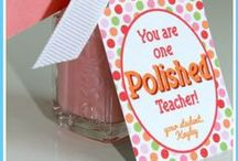 Teacher Appreciation / A board devoted to Teacher Appreciation ideas!   Requests:  Only pin a product related to Teacher Appreciation (free or paid is fine)   Please pin a product only once!   If you pin a product please pin another idea with it (craft, blog post, etc.)  Thanks!