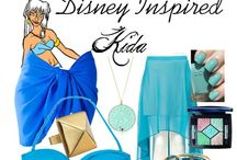 Disney Fashion...Atlantis / These pins are not exclusively mine, so feel free to pin as many as you want without fear of being blocked!
