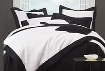 Black & White / We were inspired by the classic Black and White palette for Fall 2013. Always a time honored classic.