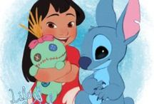 Disney.....Lilo & Stitch / These pins are not exclusively mine, so feel free to pin as many as you want without fear of being blocked!