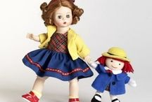 Dolls #2.....Madame Alexander / by Linda Imus