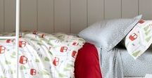 Comfy Bedroom Gifts / Pamper the ones you love with year round sleeping comfort.