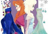 Disney Fashion......Frozen / by Linda Imus