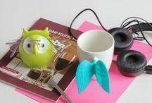 Kahve ve Çay Keyfi / Karınca Design'ın birbirinden renkli ve eğlenceli tasarımlara sahip en ilginç kahve ve espresso fincanları http://www.karincadesign.com/fincan-ve-kupa