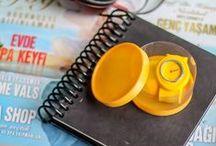 Kol Saatleri / Karınca Design'ın renkli ve eğlenceli tasarımlara sahip birbirinden ilginç kol saatleri. #saat #kolsaati