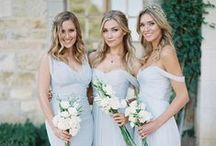 Bridesmaids / Dress colors and shapes, gifts, bouquets and so many other ideas for your lovely bridesmaids! / by Diamond Nexus