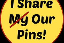 Geeze, They're Just Pins!! / For Heaven Sakes People, this isn't real stuff that you bought...so chill out. These pins are not exclusively mine, so feel free to pin as many as you want without fear of being blocked! / by Linda Imus