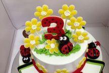 Kiddie Cakes for Girls