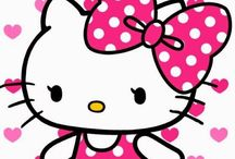 Hello Kitty Pictures / These pins are not exclusively mine, so feel free to pin as many as you want without fear of being blocked!