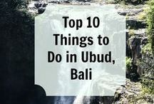 Luxury Travel: Bali / Luxury Travel Destinations: Where to sleep, eat and what to do in Bali