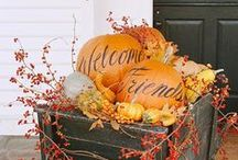 Fall is in the air / Find decorating tips and activities for the fall season!