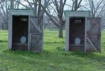 Old Outhouses / by Linda Franzen