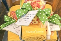 Cute gift ideas! / DIY gift ideas for teachers and others.