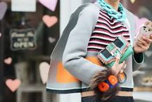 P r i n t s / #fashion #style #streetstyle #prints #mix